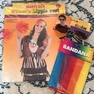 Groovy 60's hippie costume